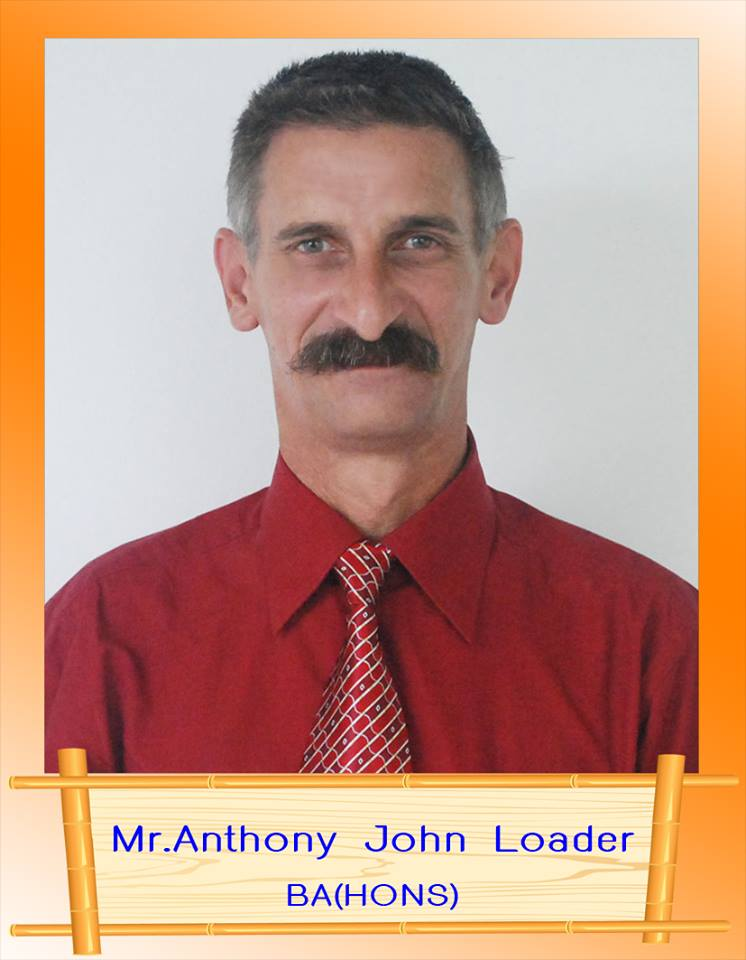Mr.Anthony Loader